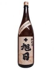 純米酒十旭日 改良雄町70